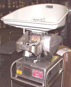 hollymatic super 54 patty machine