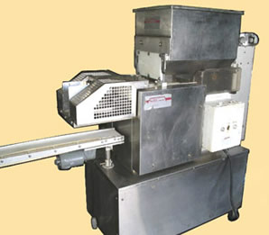 nutec patty machine